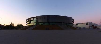 EWE Arena: späterer Abend