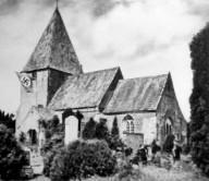 Dorfkirche Schönemoor, wahrscheinlich 1935