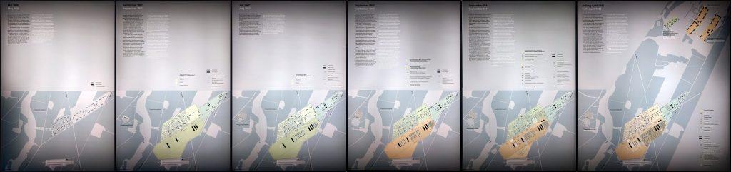 Gedenkstaette Bergen-Belsen Entwicklung